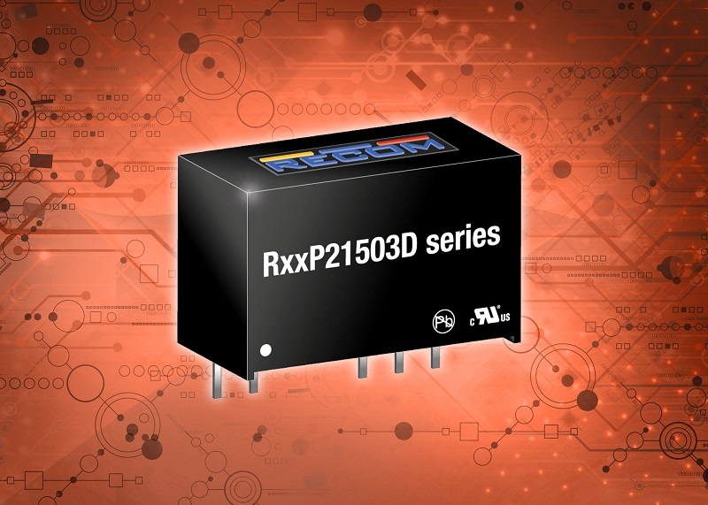 DC/DC Converters Provide Perfect Power for High-Performance SiC Gate Drivers