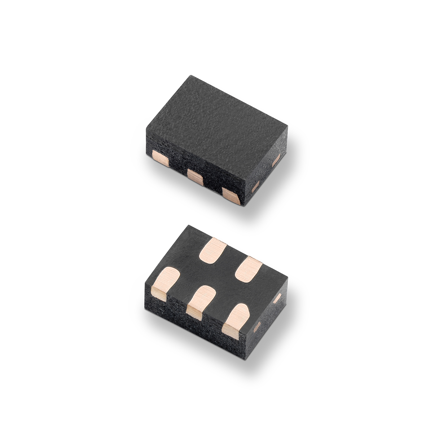 Low-Capacitance TVS Diode Array Is One-Third the Size of Typical Four-Line Arrays