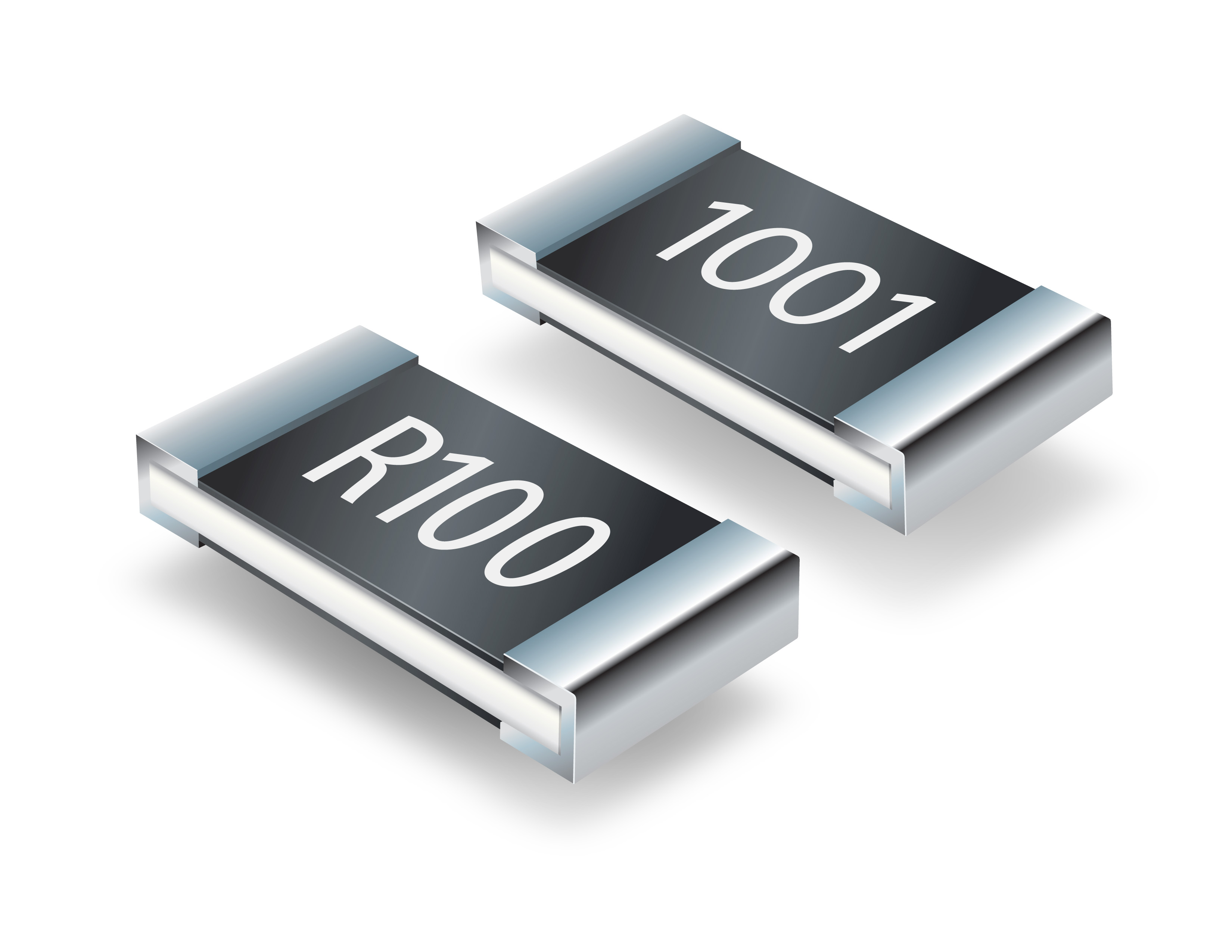 Thick Film Chip Resistors Offer Excellent Pulse Load Capabilities and Enhanced Power Ratings