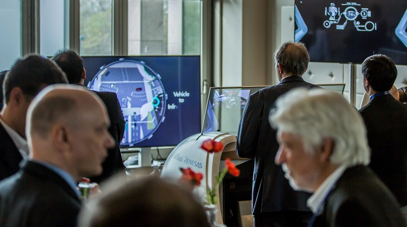 Renesas Electronics Europe Successfully Held its First European R-Car Consortium Forum