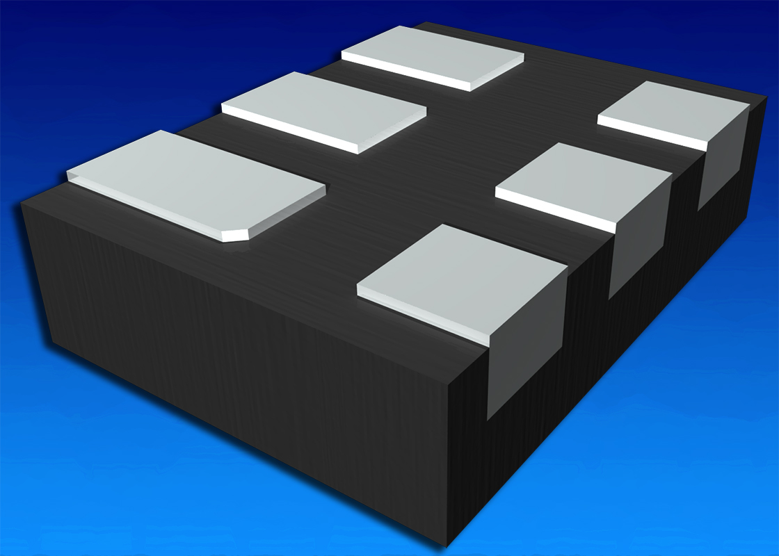 TVS Arrays Protect Low-Voltage Applications