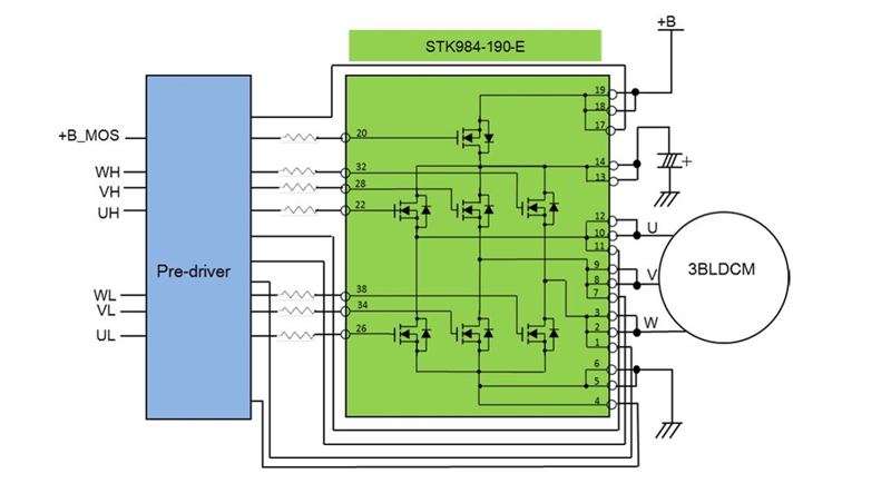 Advances in Substrate Technology Enable Development of Power Modules Optimized for Automotive BLDC Applications