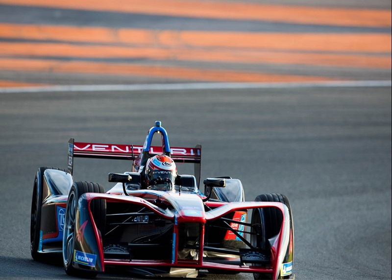 ROHM supplies Full SiC Power Modules to Formula E racing team Venturi