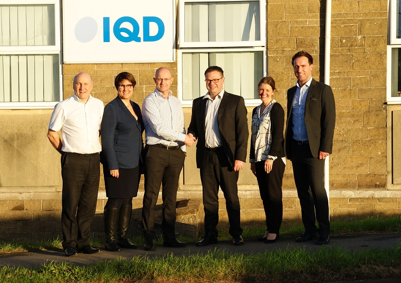 IQD Frequency Products becomes part of the W�rth Elektronik eiSos Group