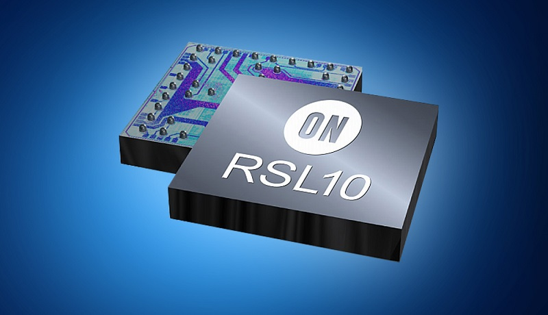 ON Semi's Flexible RSL10 SoC, Now Shipping from Mouser, Ideal for IoT and Connected Health Wearables