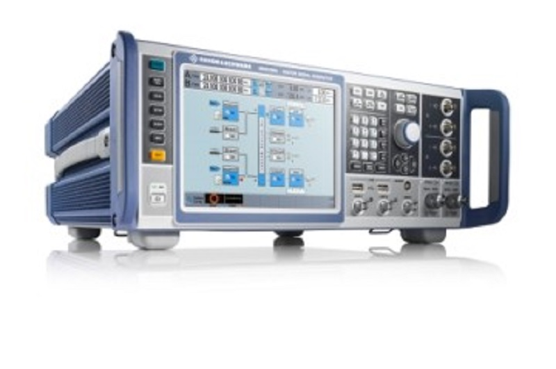 Vector signal generator from Rohde & Schwarz achieves extremely high pulse rates in PDW streaming applications