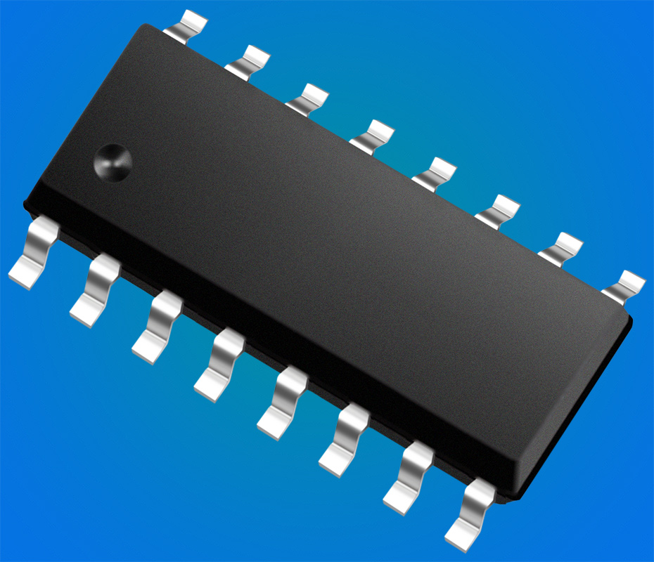 15-Volt TVS Array Designed for Circuit Protection in Telecommunications and Wireless Equipment