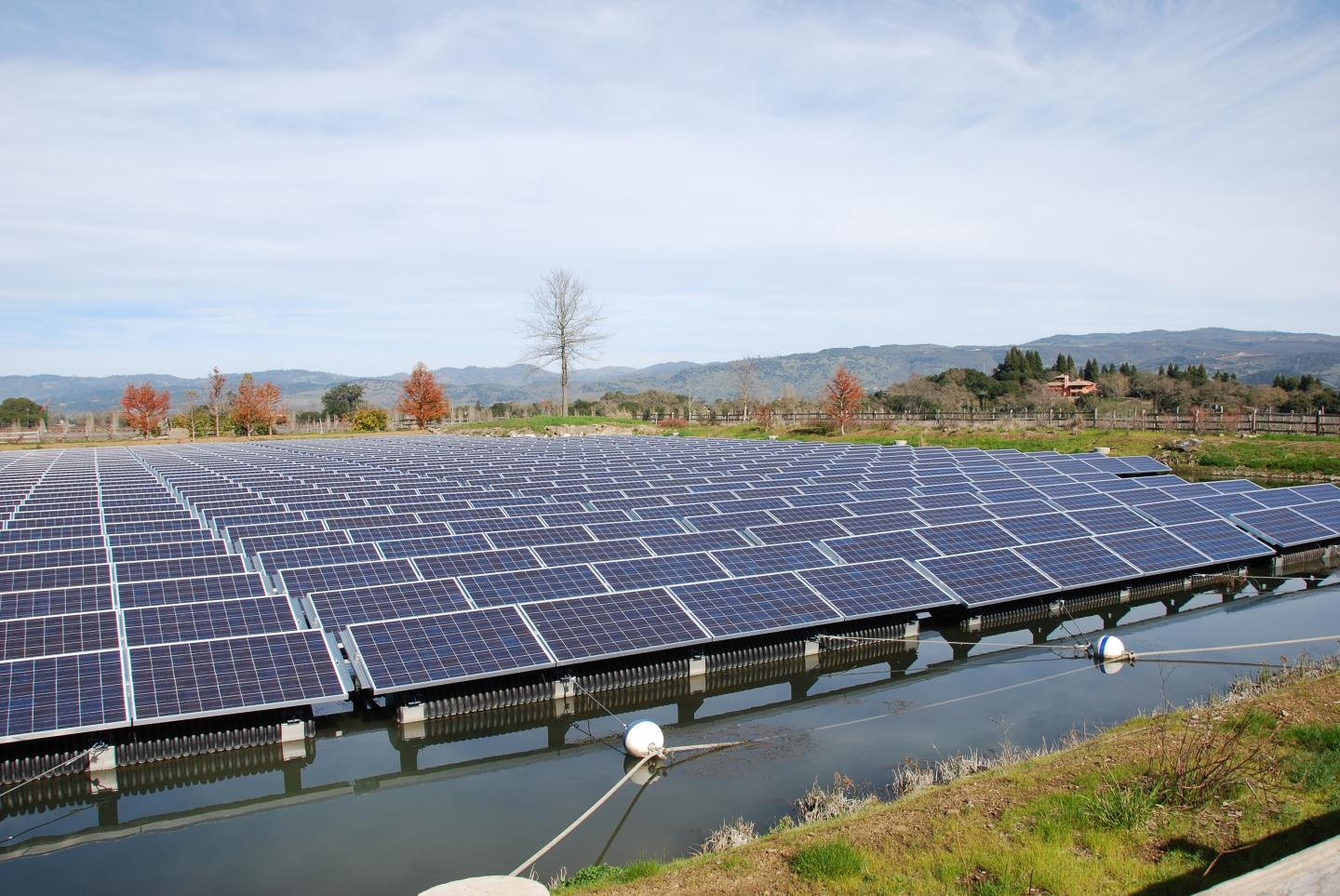 UC Researchers Identify Nontraditional Sites for Future Solar Farms