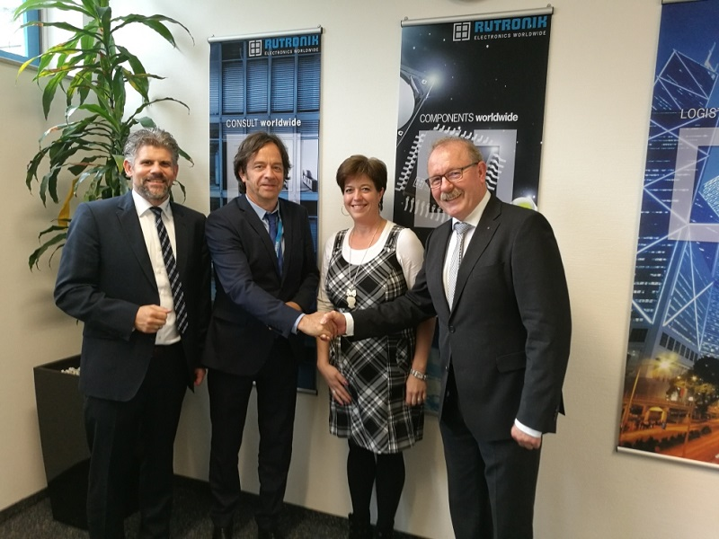 Rutronik and Fischer Elektronik to cooperate worldwide