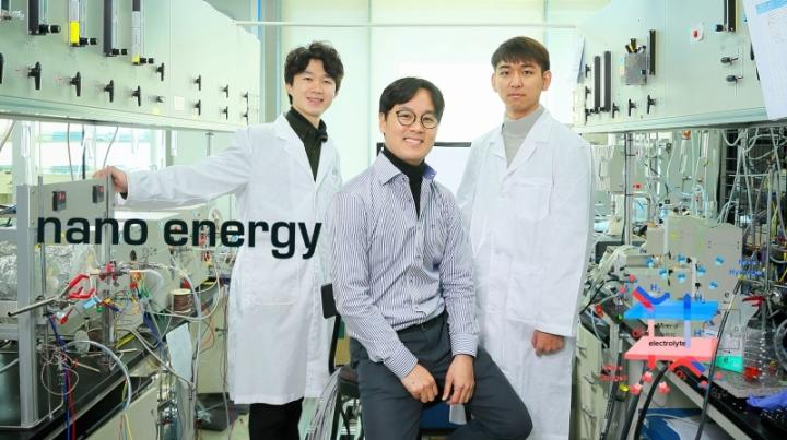 A New Strategy for Efficient Hydrogen Production