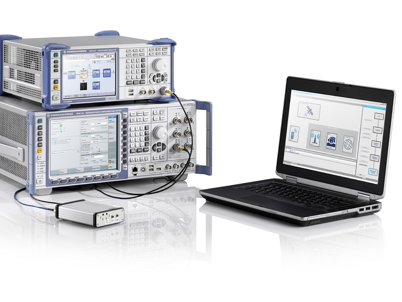 Rohde & Schwarz offers market's first independently certified eCall test solution