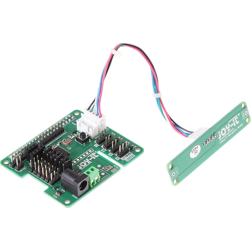 Voice control module for Raspberry Pi now available from Conrad Business Supplies: universal assistant for smart factories