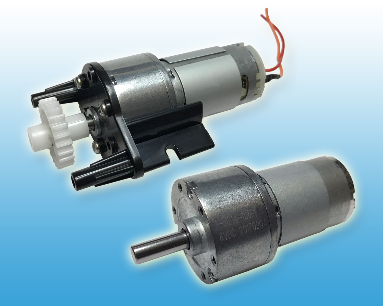 DC Motors Engineered For an Array of OEM Applications