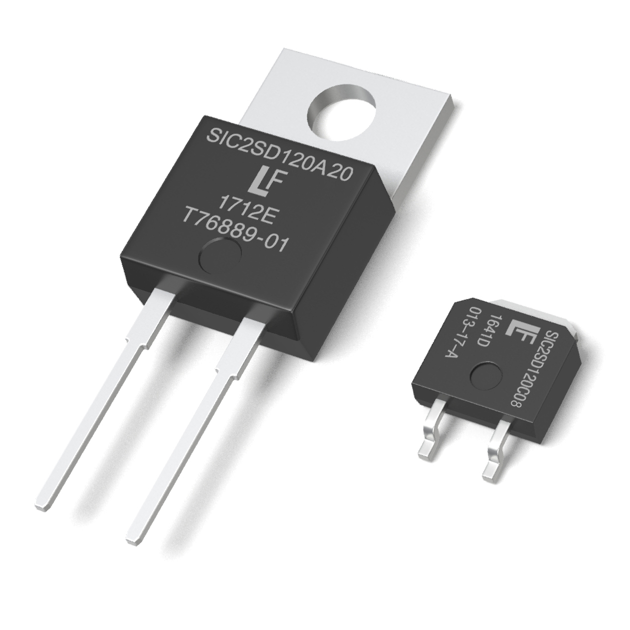 SiC Schottky Diode Line Reduces Switching Losses, Increases Efficiency and Robustness