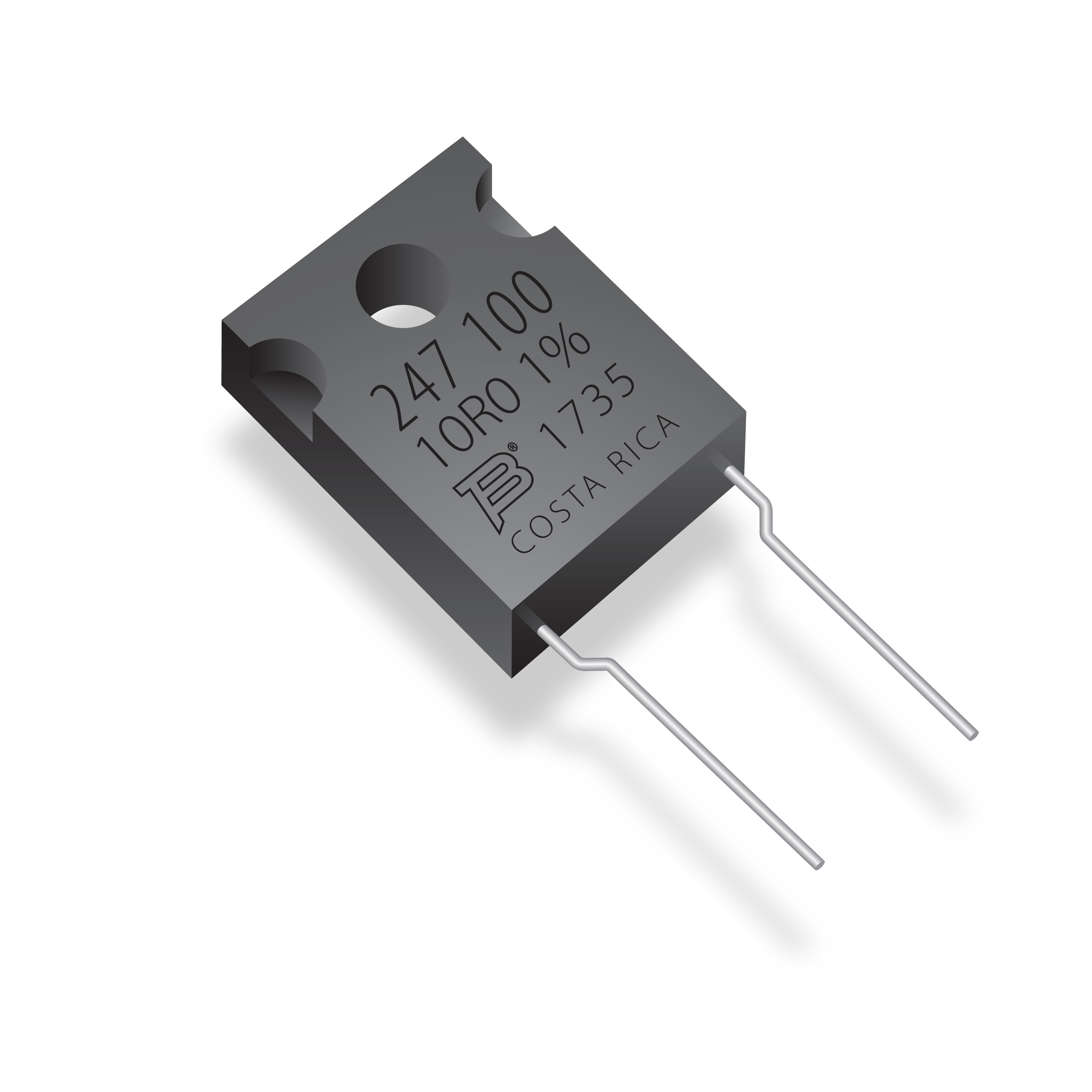 Film Resistor Series Delivers Low Inductance Advantages