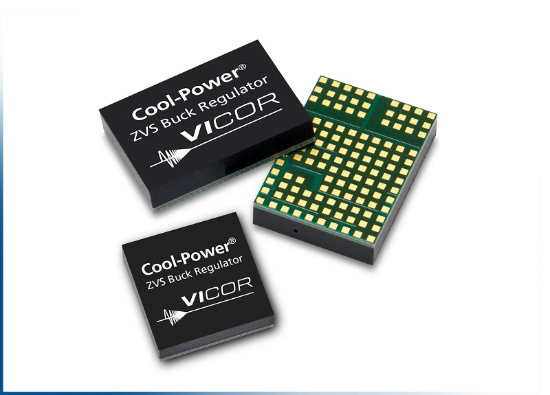 Vicor Releases First 20 Amp 24V Cool-Power ZVS Buck