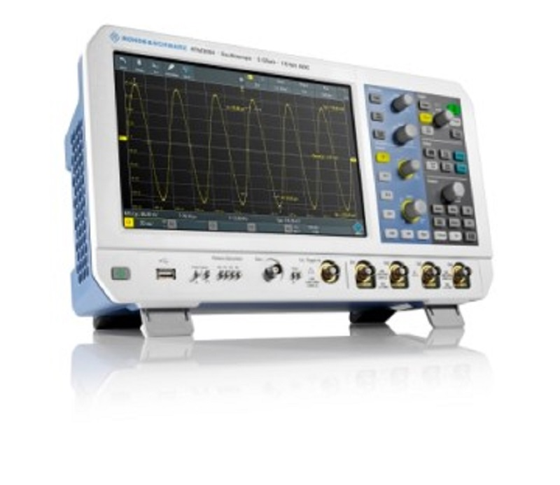 Rohde & Schwarz stirs up market with new state-of-the-art embedded oscilloscope family