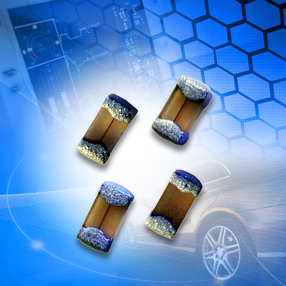Resistors Deliver Robust Performance in a Small EIA 0402 Outline