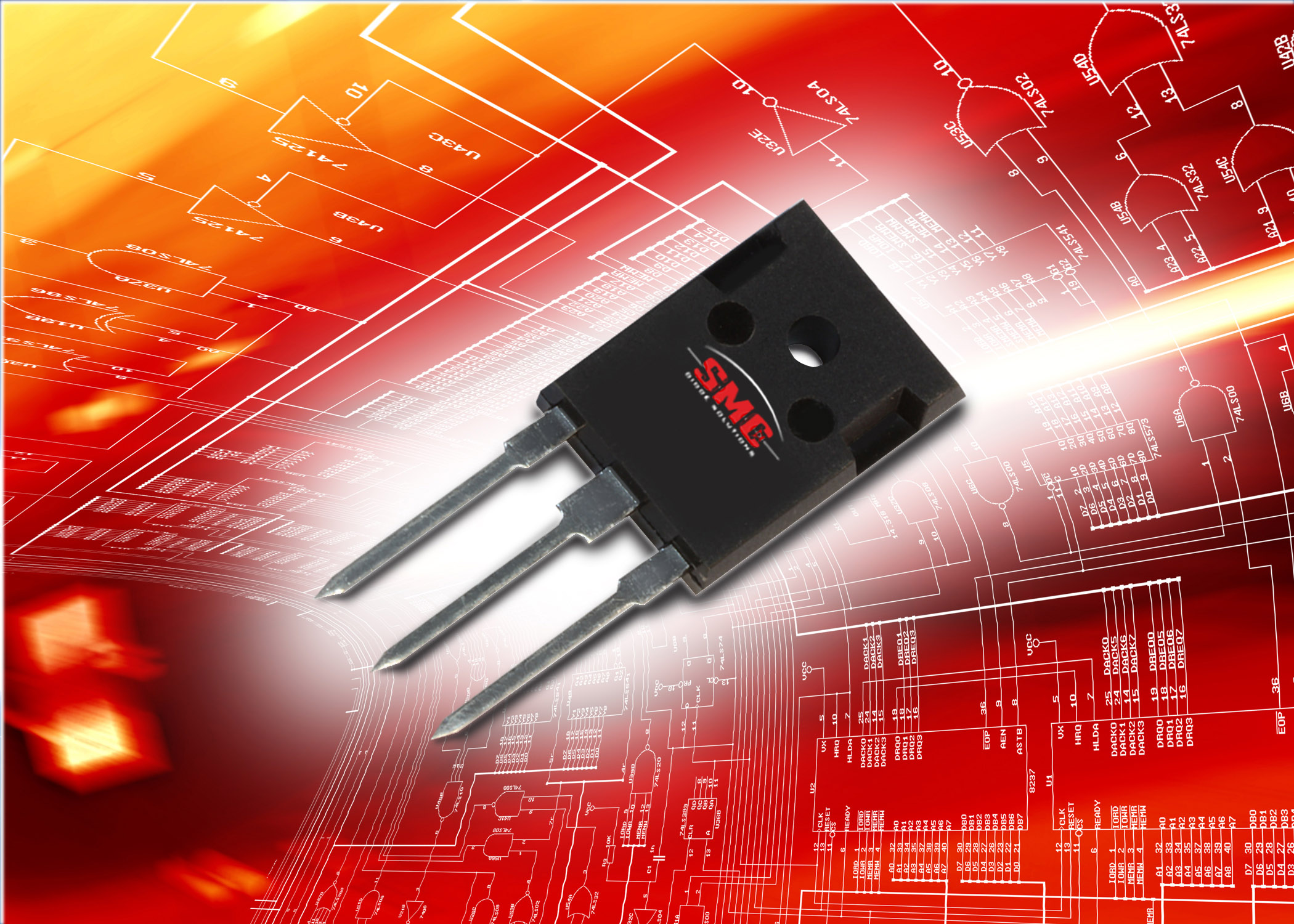 60 A, 600 V, Ultrafast Recovery Rectifiers Offered in TO-247AD Packages