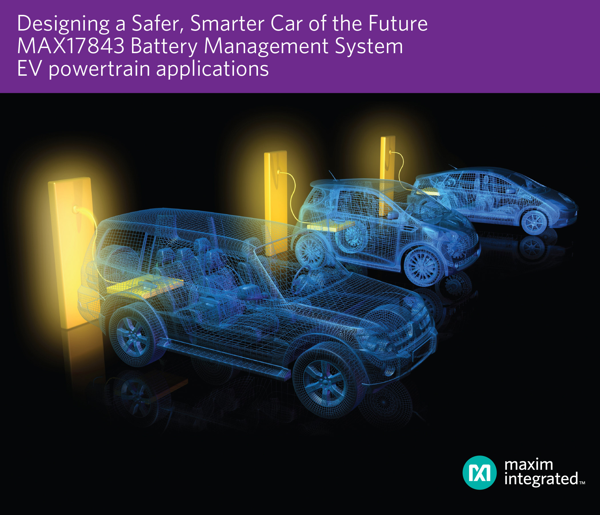 Advanced Battery Management System Enables a Safer, Smarter Car of the Future