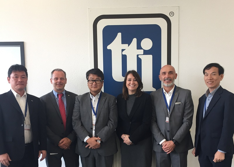 TTI adds ALPs TACT switches and industrial components to Europe-wide franchise portfolio