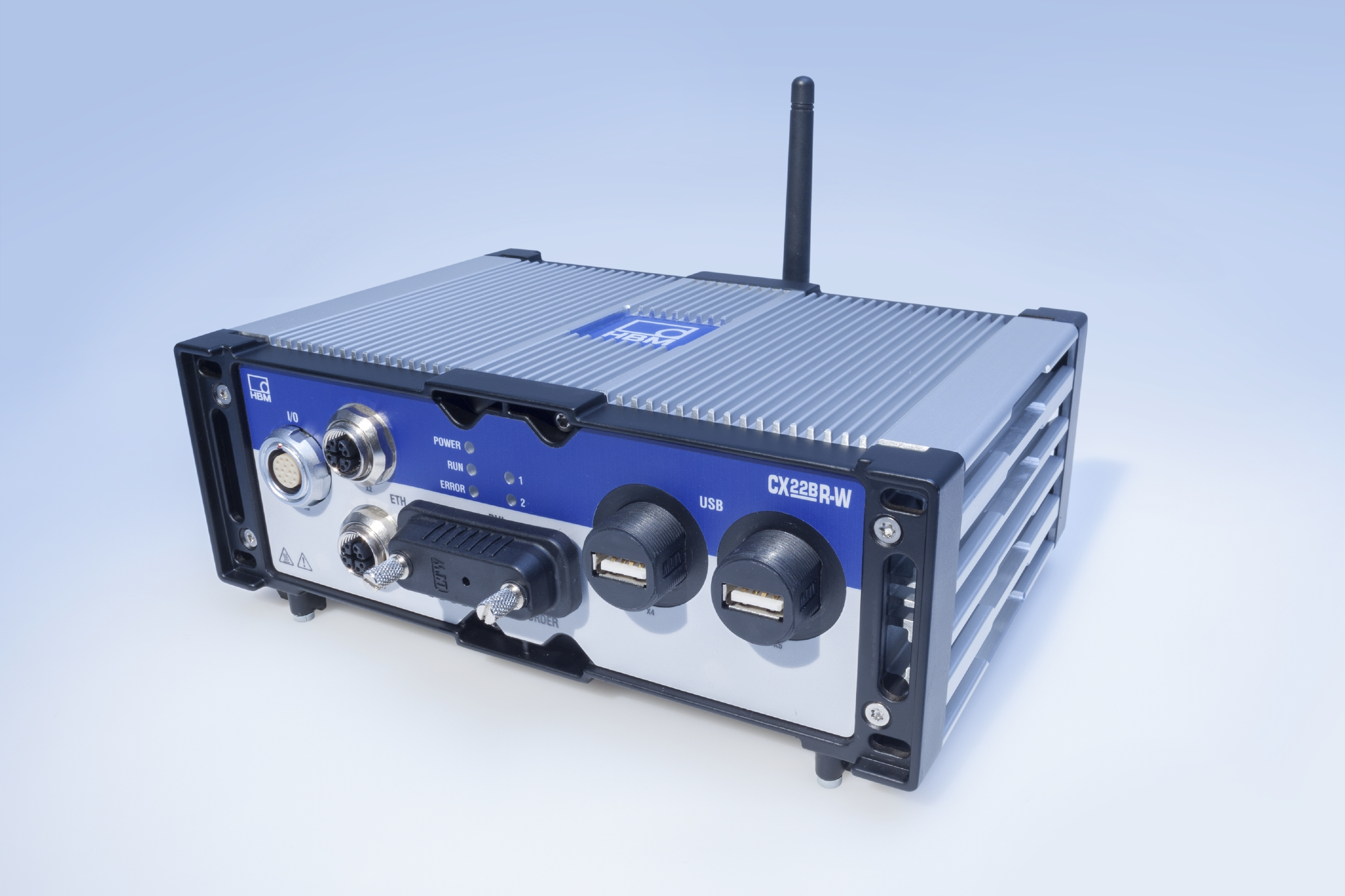 Rugged Data Recorder Provides Fast Results in Interactive Vehicle Testing