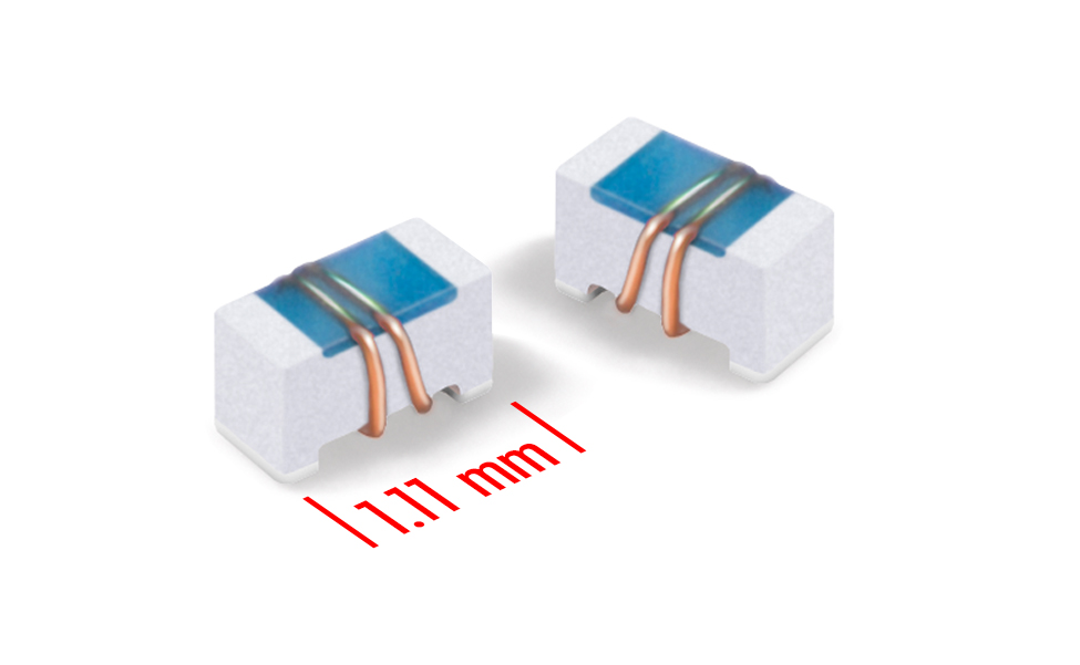 Ceramic Chip Inductors Provide Q Factors up to 162 at 2.4 GHz