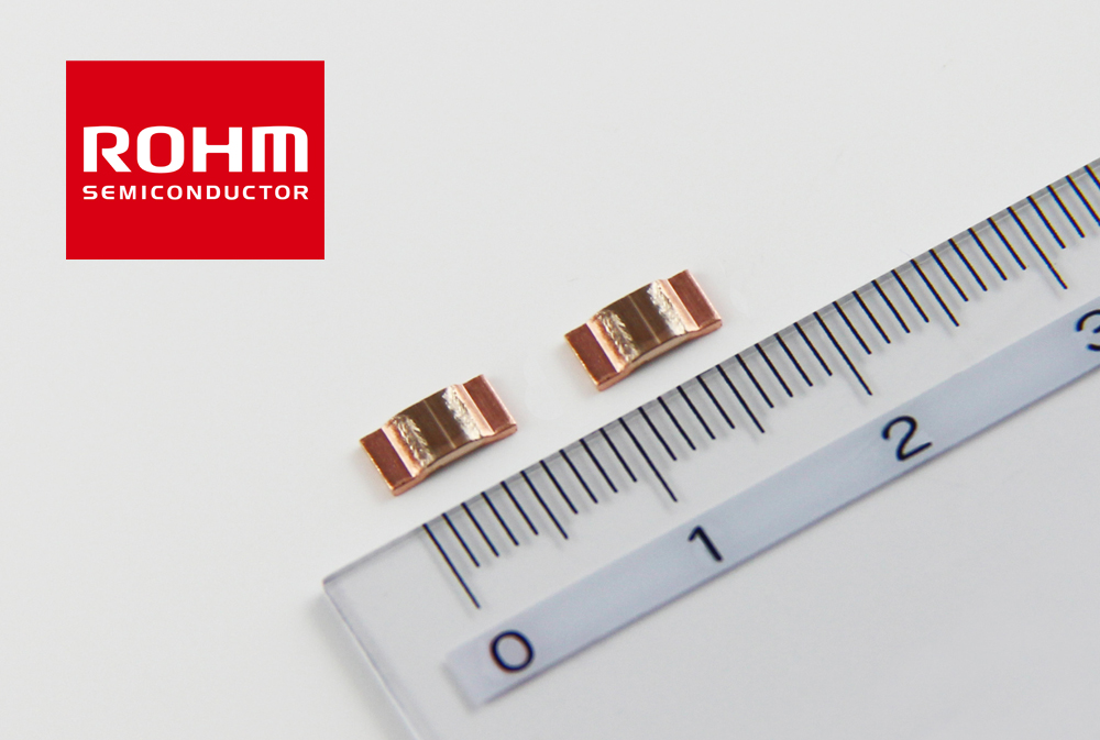 Ultra-Low-Ohmic Shunt Resistors Designed for Automotive Systems and Industrial Equipment