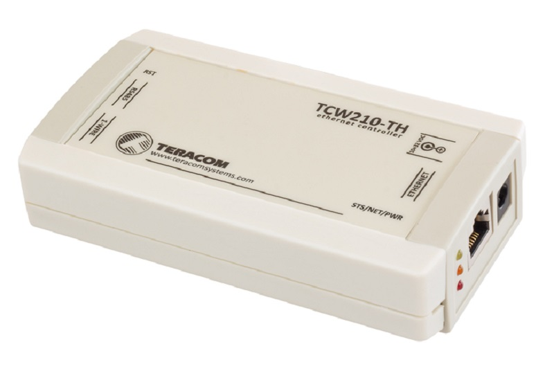 Teracom announces TCW210-TH Temperature and Humidity Data Loggers