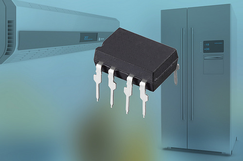 Integrated Power Phototriac With 600 V/�s dv/dt Reduces Costs and Saves Space