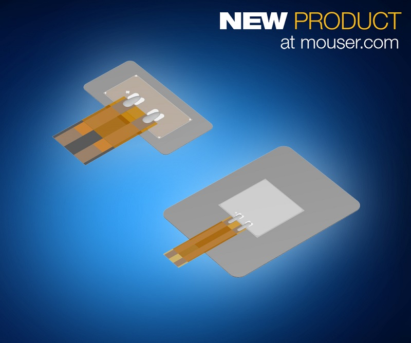 Now at Mouser: TDK's Ultra-Thin PiezoHapt Actuator Provides Fast Haptic Feedback for Wearables and More