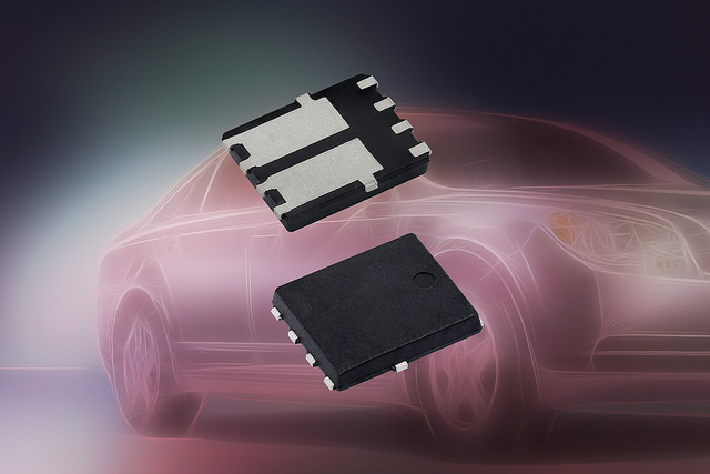 Ultrafast Rectifiers in 5x6 Package Increase Power Density, Performance Efficiency, and Device Reliability