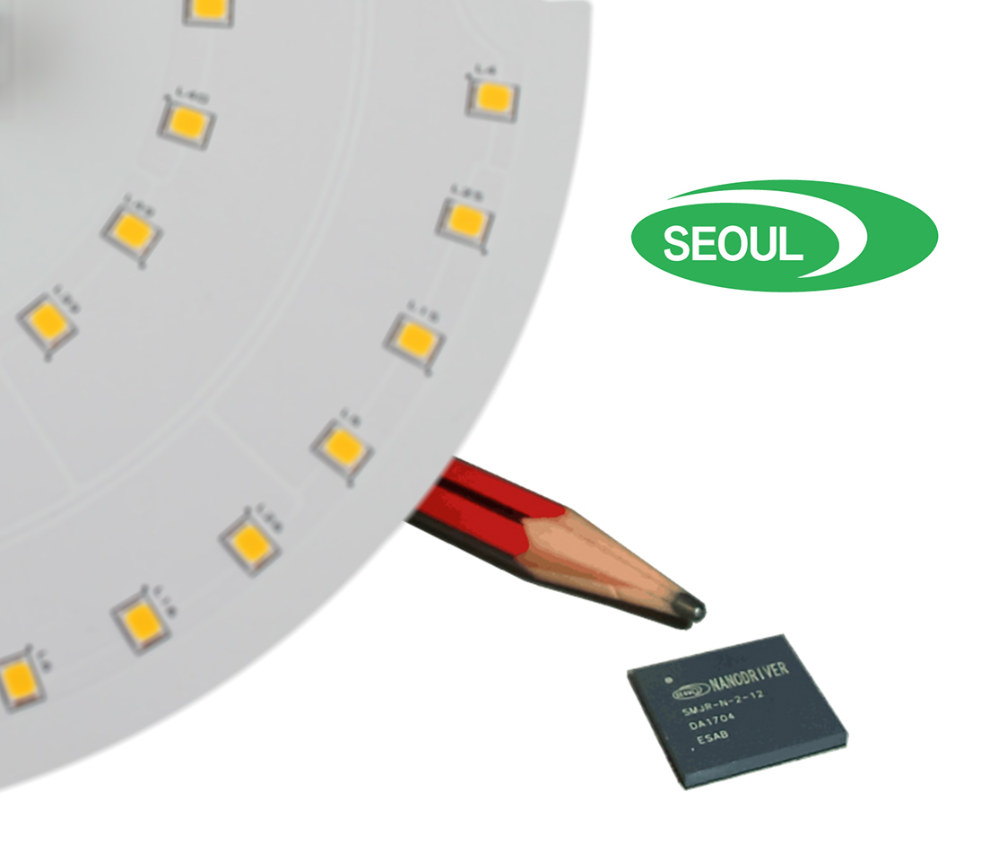 AC Module Achieves 150lm/W