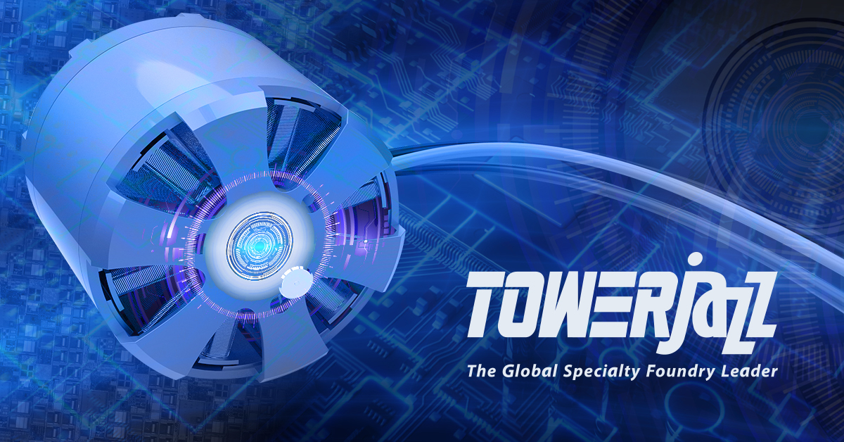 TowerJazz and active-semi Announce the Ramp to Production of a Motor Driver IC on 200V SOI Technology