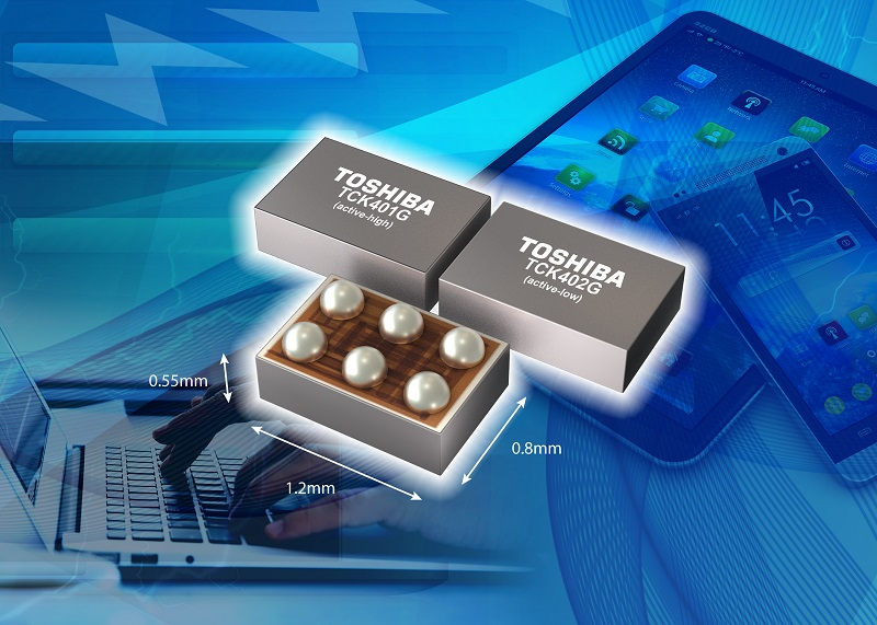 Toshiba releases N-channel MOSFET driver ICs