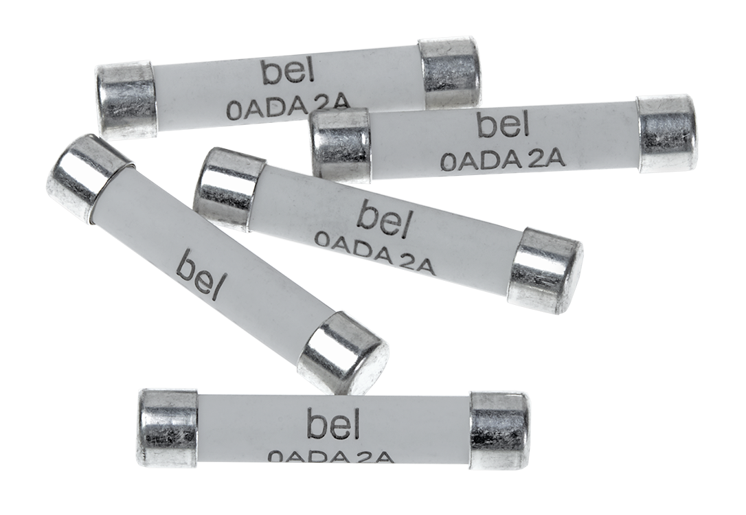 Compact 6x32 mm Fuse Designed for Applications Requiring High Voltage and High Interrupting Rating