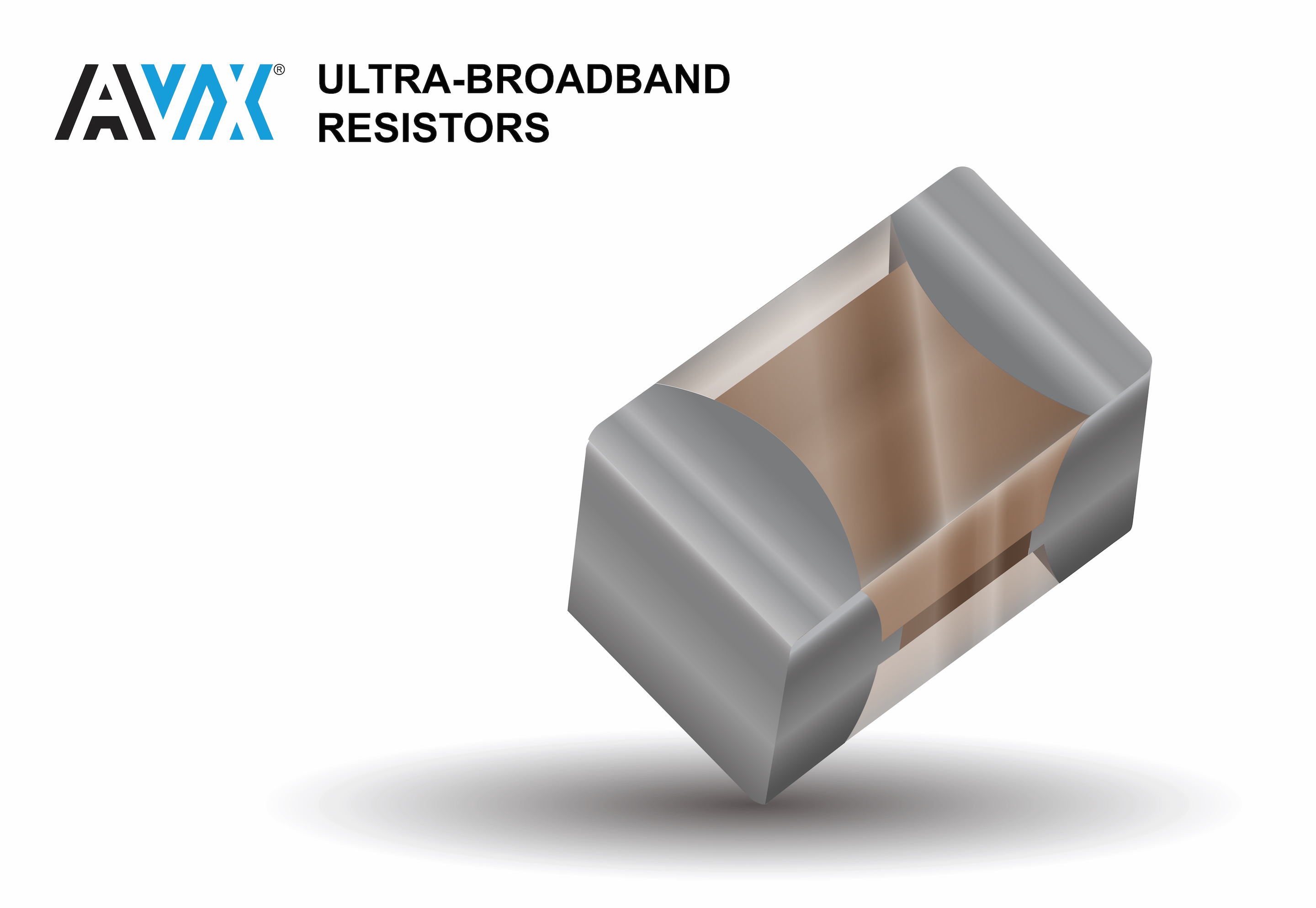 Ultra-Broadband Resistors Feature a Rugged Construction, Tight Tolerances, & a 125mW Power Rating