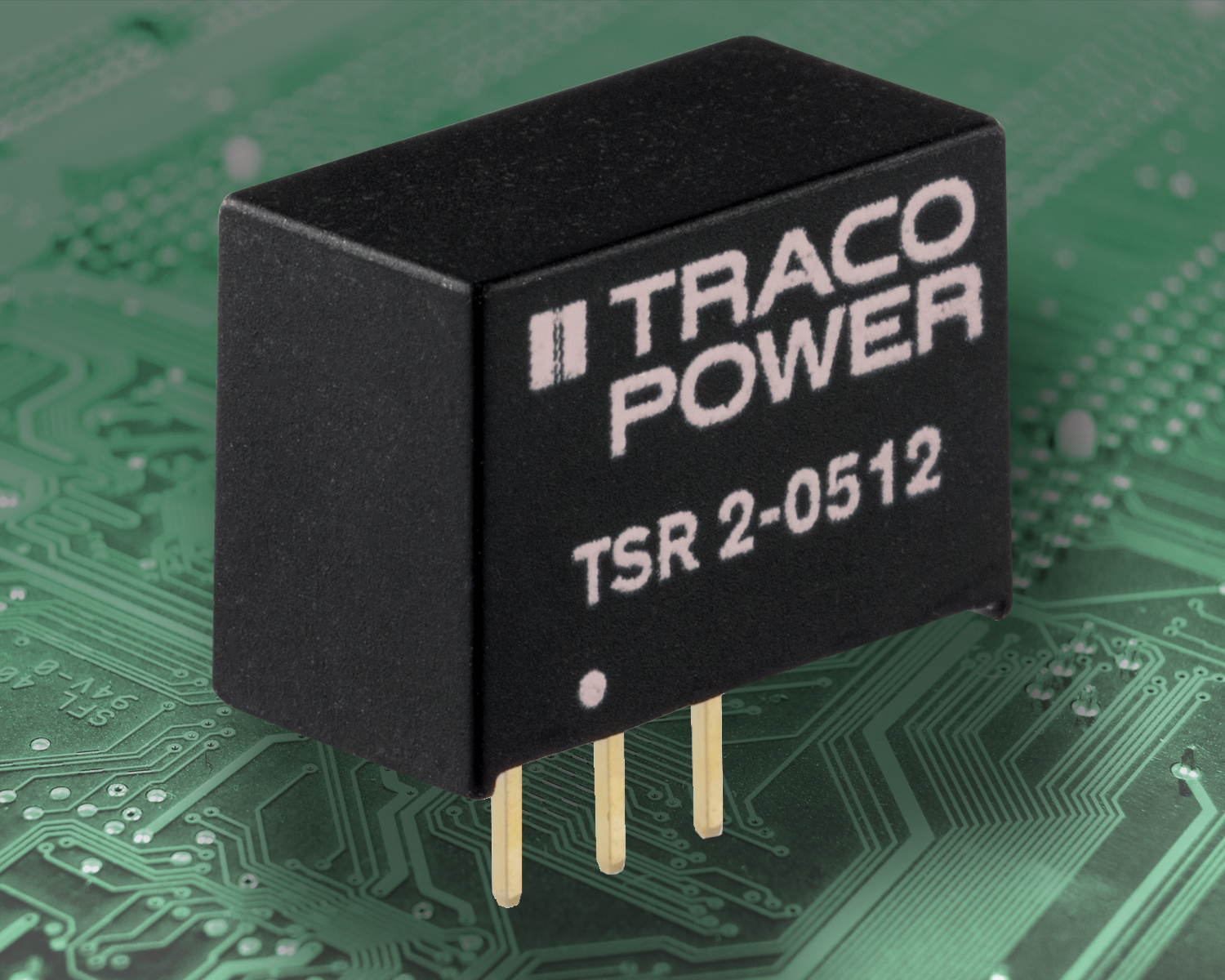 2 Amp Step-Down Switching Regulators Achieves Efficiency up to 96%