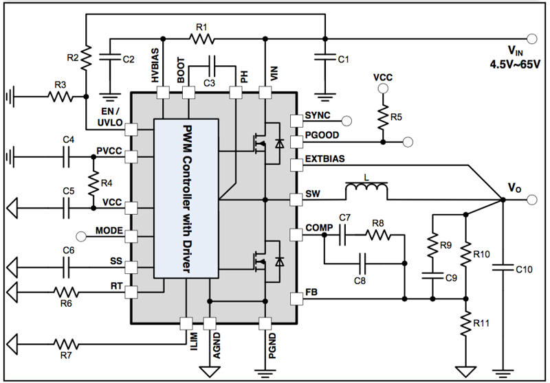 Peachy Optimized Buck Regulators With Integrated Mosfets Raise Power Wiring Cloud Hisonuggs Outletorg