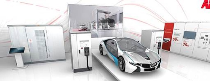 ABB launches world's fastest e-vehicle charger at Hannover Messe, strengthening its leadership in sustainable mobility