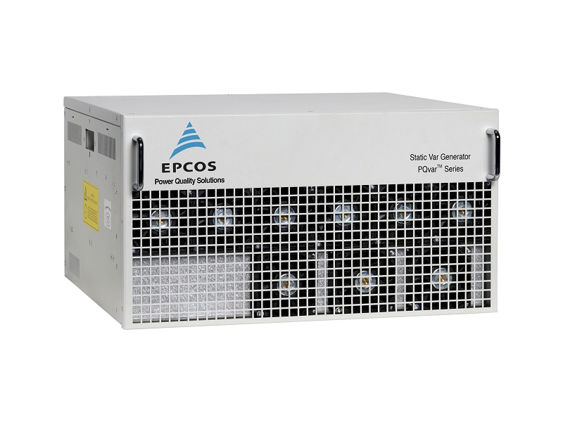 Power factor correction: PQvar boosts energy efficiency and ensures load balancing