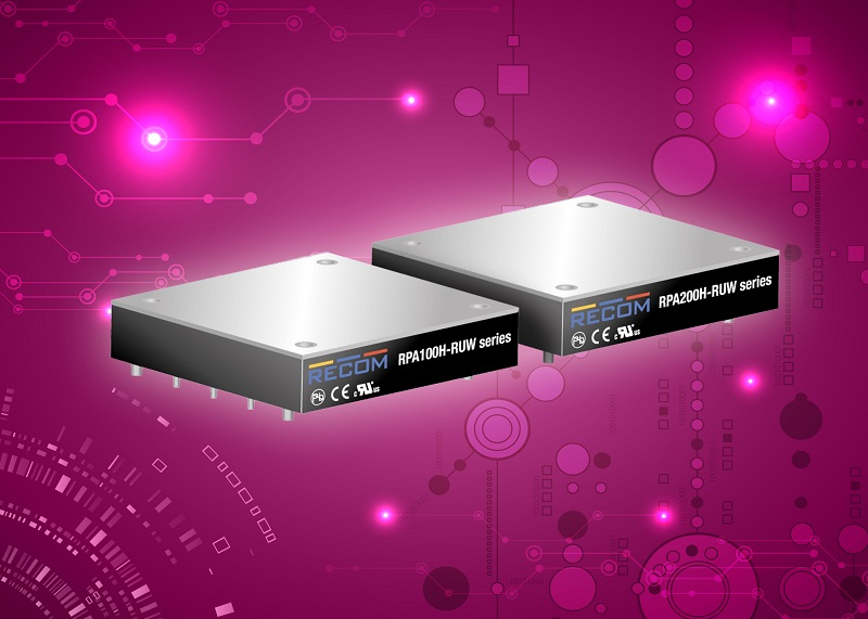 Ultra-Wide Input DC/DC Converters for Railway and High-Voltage