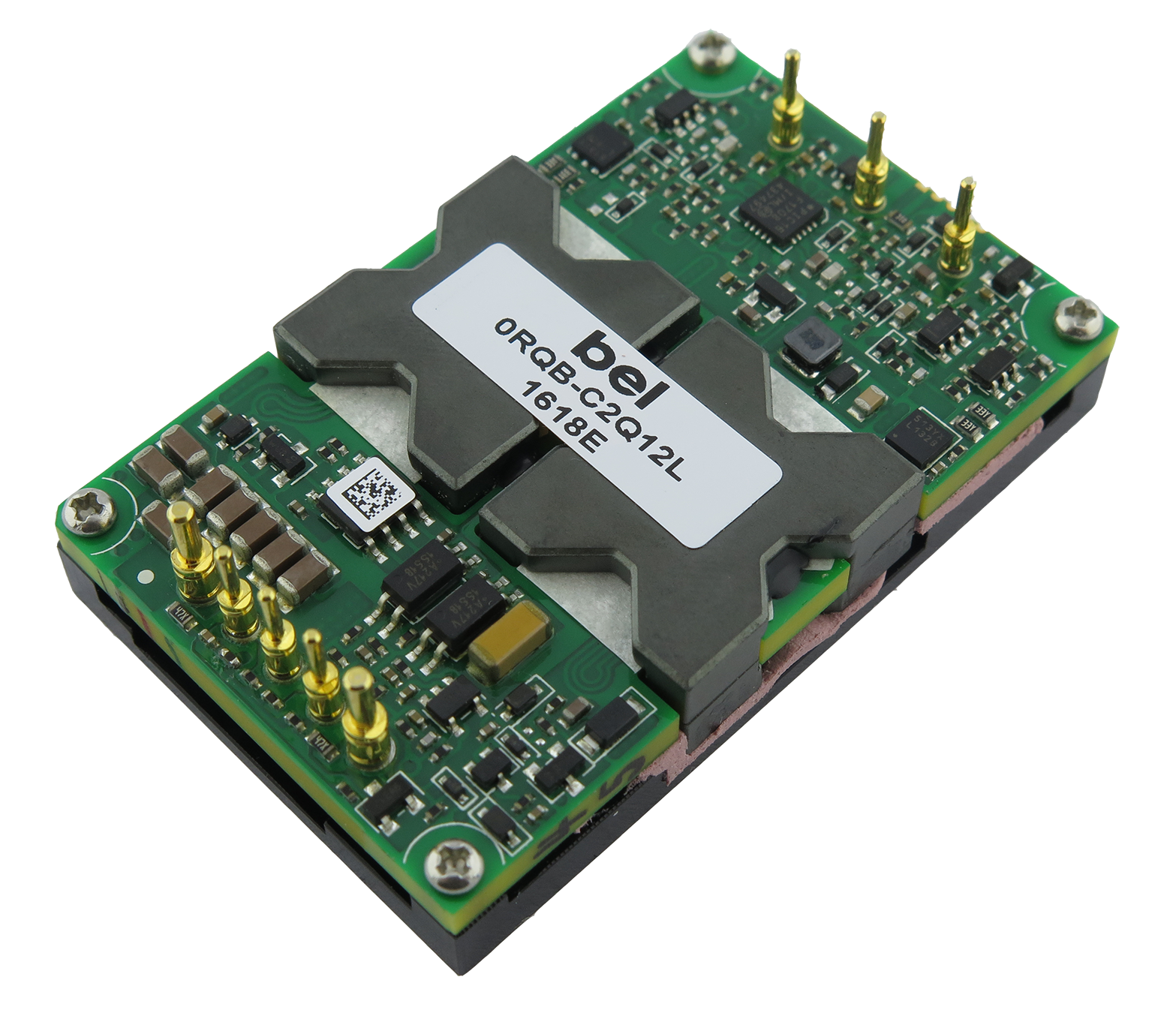 156 W Isolated Qtr. Brick DC/DC Converter Designed for Passenger Wi-Fi