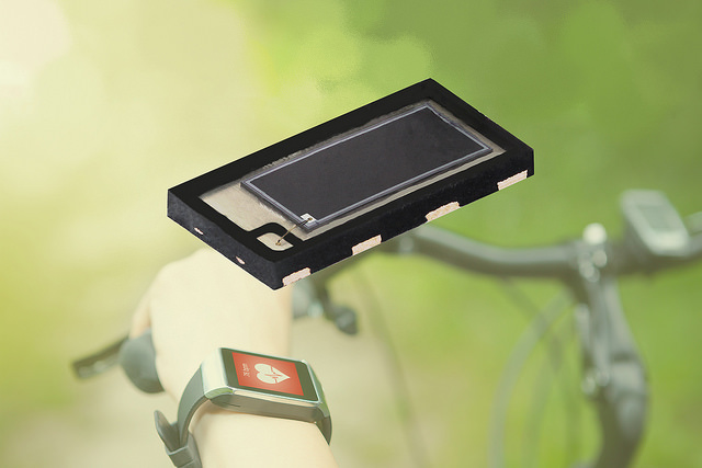 High-Speed PIN Photodiode Offers Enhanced Sensitivity for Visible Light, Enables Slim Sensor Designs for Wearables
