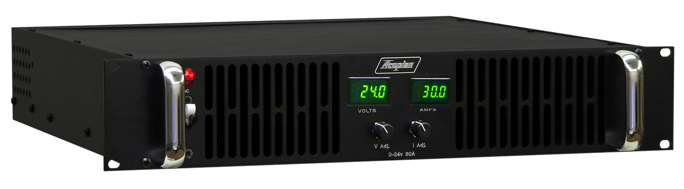 Programmable AC-DC Power Supply Provides 1400W in Rack & Benchtop Configurations