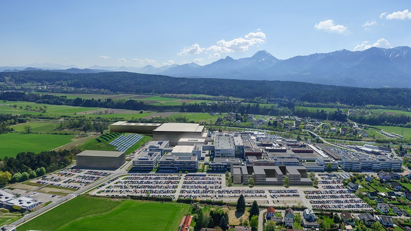 Infineon prepares for long-term growth and invests €1.6 billion in new 300-millimeter chip factory in Austria