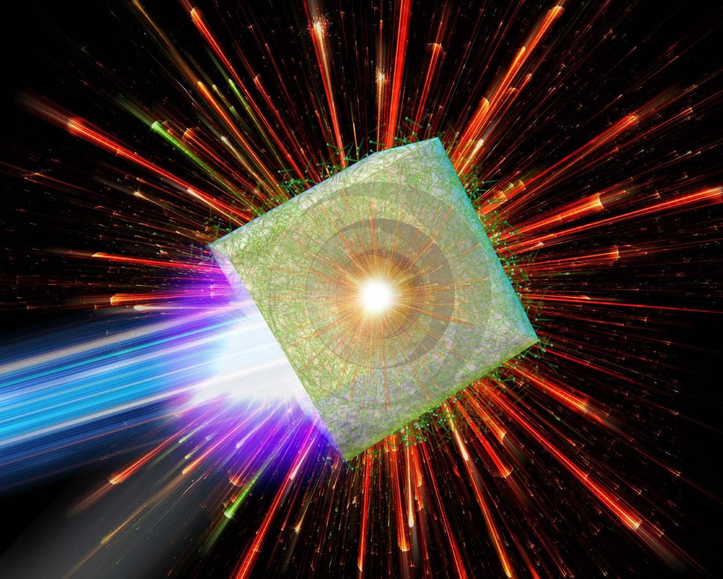 Could a Particle Accelerator Using Laser-Driven Implosion Become a Reality?
