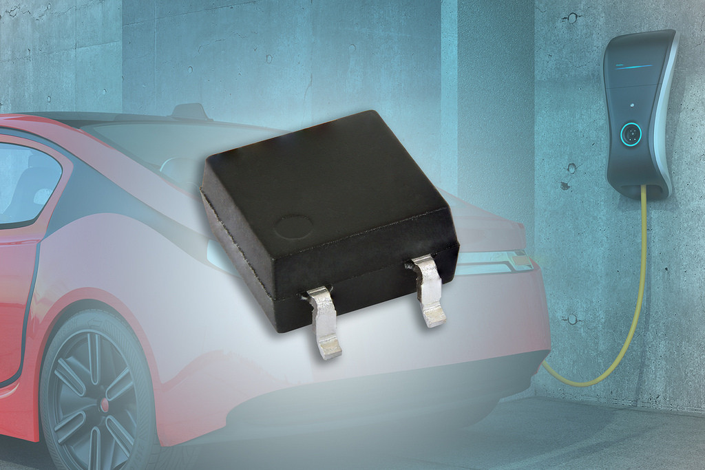 Vishay Intertechnology Launches Its First Automotive-Grade Phototransistor Optocoupler