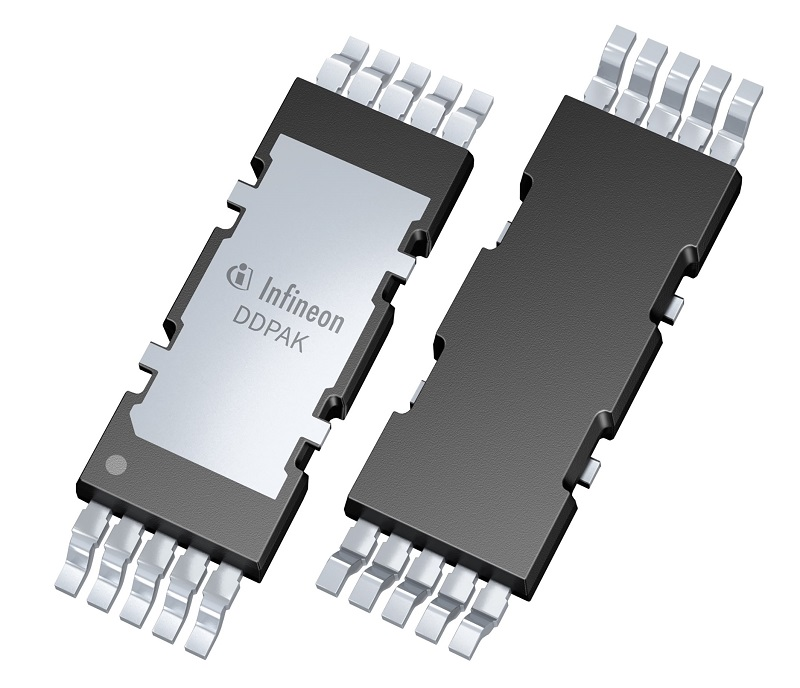 Double DPAK: first top-side cooled SMD solution for high power applications