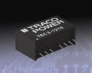 3 W SIP DC/DC Converter Optimized for Cost & Performance